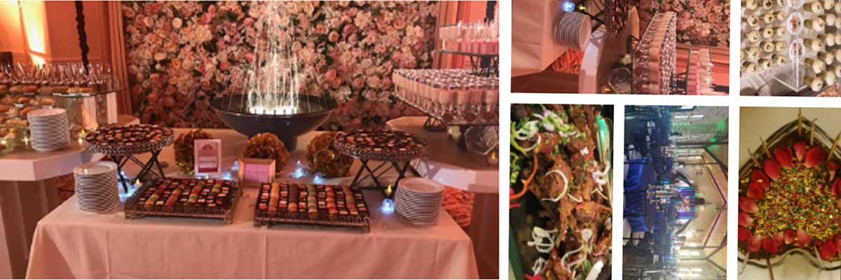 Savoy Restaurant Successfully Concludes Two Catering Events in Houston
