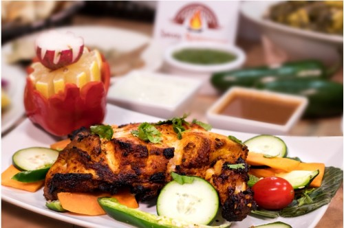 Chicken Tikka Breast